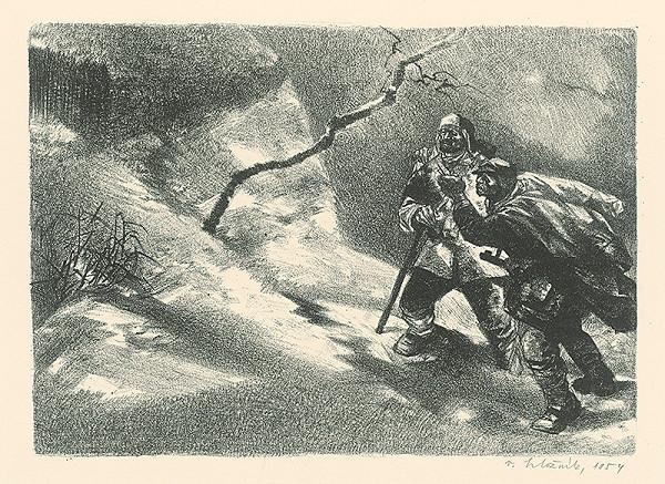 Vincent Hložník – Sto krokov od zemľanky