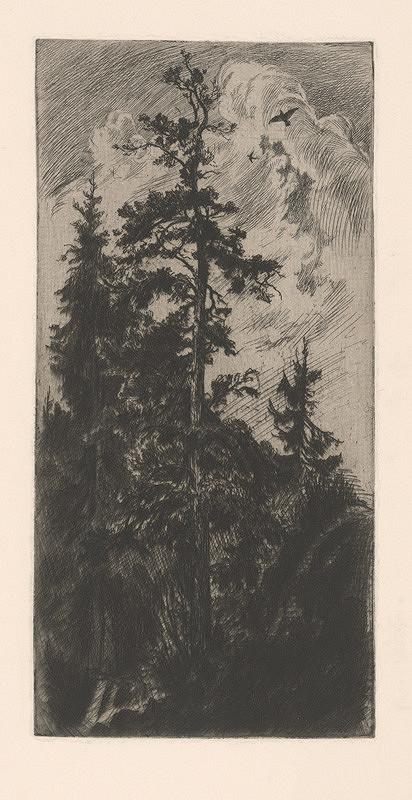 Jaroslav Vodrážka - Tri stromy