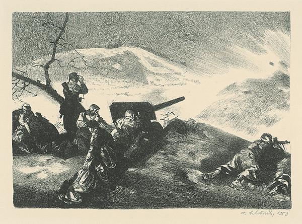 Vincent Hložník – V ohni