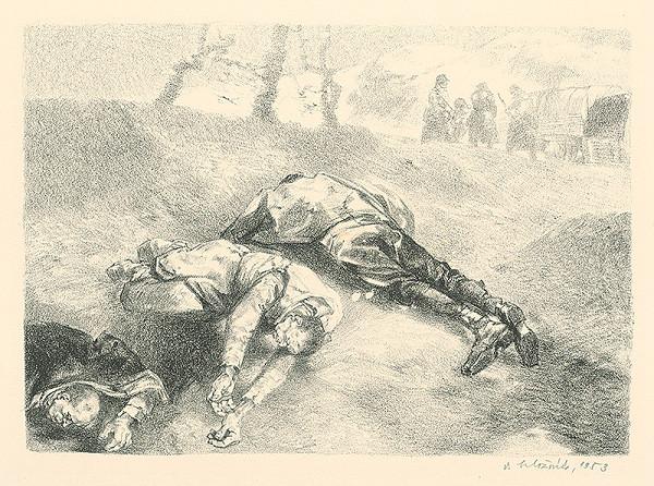 Vincent Hložník – Mŕtvi povstalci