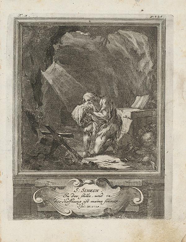 Michael Heinrich Rentz – Sv. Simeon