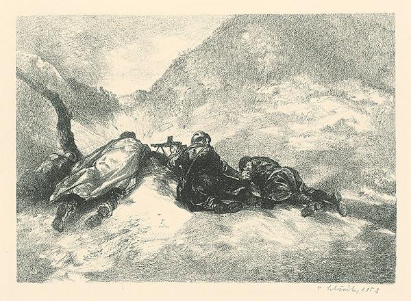 Vincent Hložník - Ohňom kalení