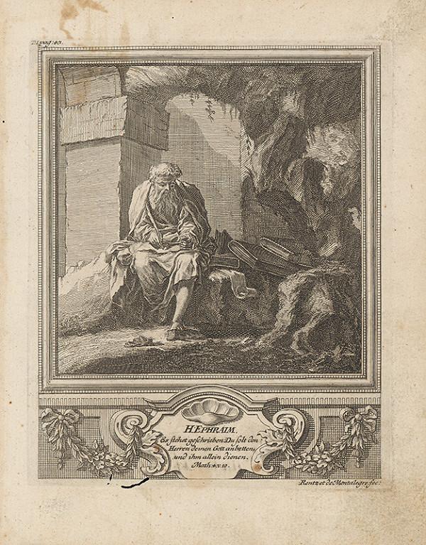 Michael Heinrich Rentz - Sv. Ephraim