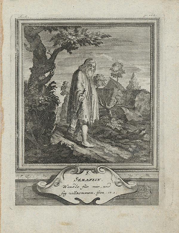Michael Heinrich Rentz – Sv. Serapion