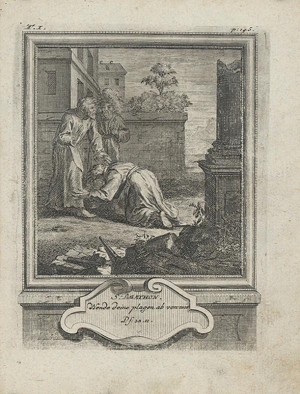 Michael Heinrich Rentz – Sv. Agathon
