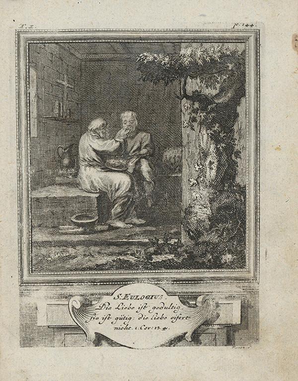 Michael Heinrich Rentz – Sv. Eulogius