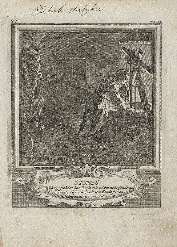 Michael Heinrich Rentz – Sv. Moses