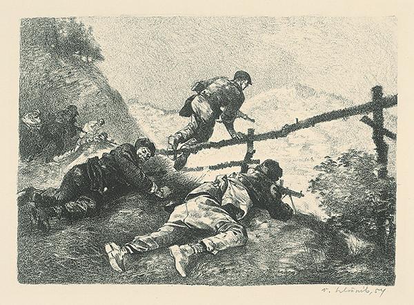 Vincent Hložník - Do útoku