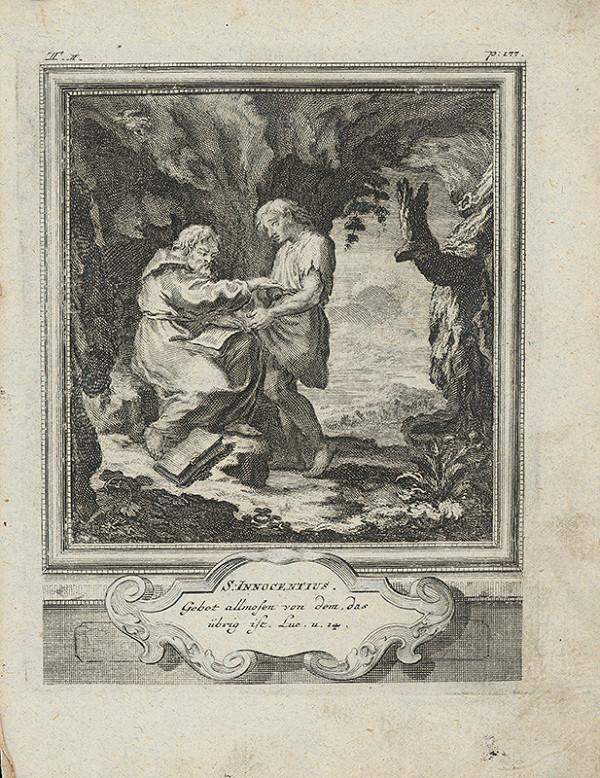 Michael Heinrich Rentz – Sv. Innocentius