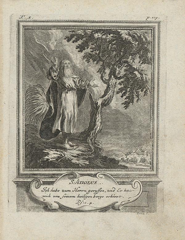 Michael Heinrich Rentz - Sv. Adolus