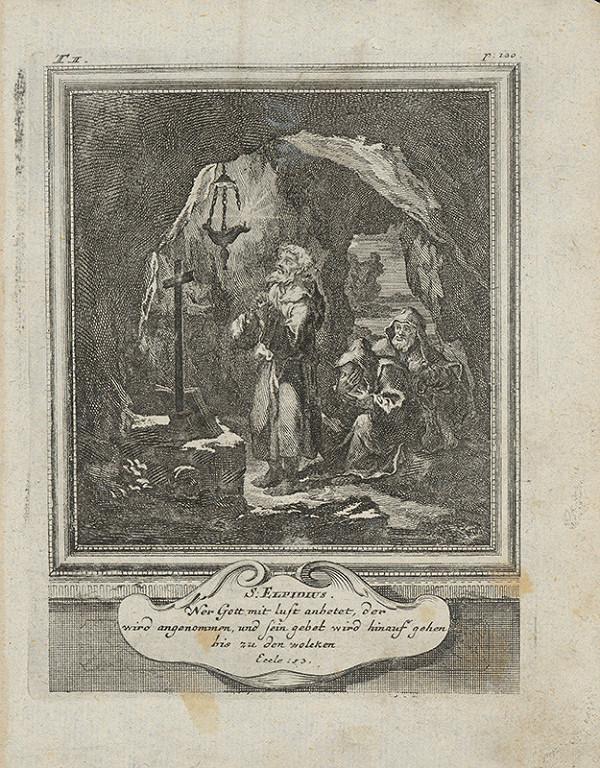 Michael Heinrich Rentz – Sv. Elpidius