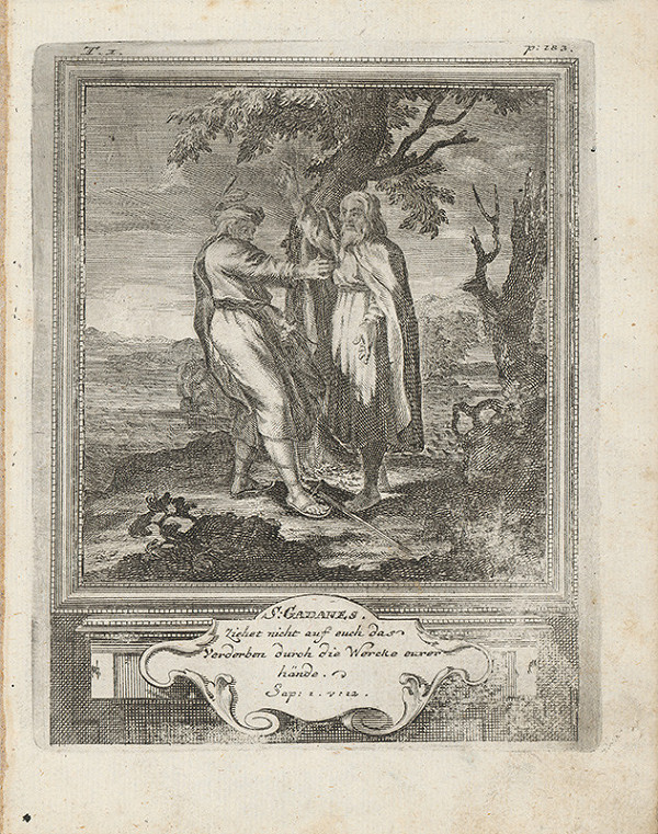Michael Heinrich Rentz – Sv. Gadanes