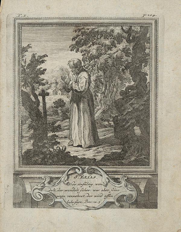 Michael Heinrich Rentz – Sv. Elias