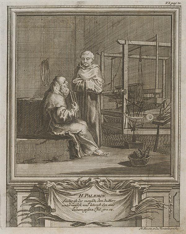Michael Heinrich Rentz – Sv. Palgemon