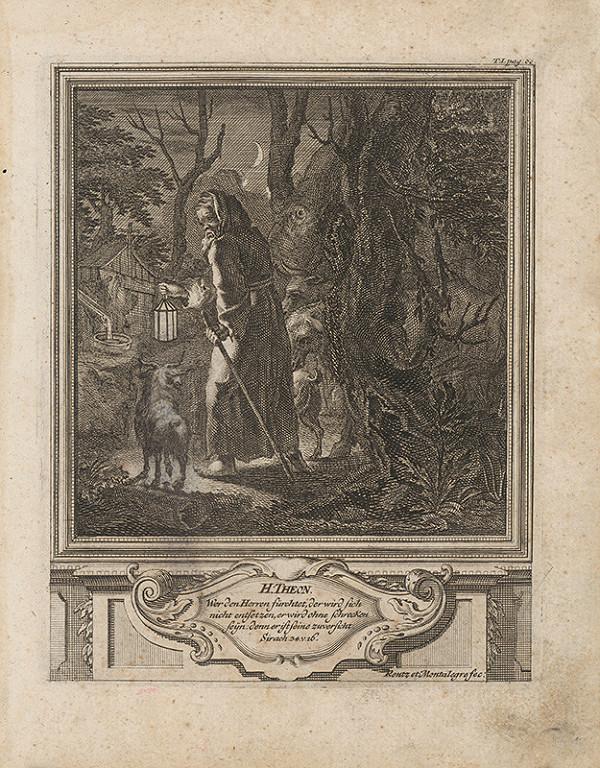 Michael Heinrich Rentz – Sv. Theon