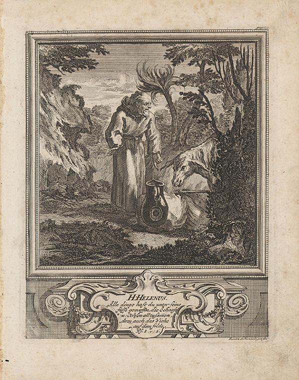 Michael Heinrich Rentz – Sv. Helenus