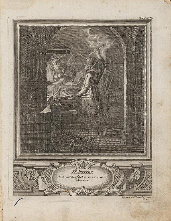 Michael Heinrich Rentz – Sv. Apelles