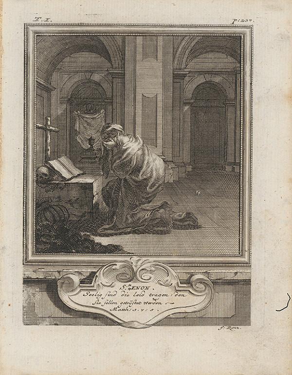 Michael Heinrich Rentz – Sv. Zenon