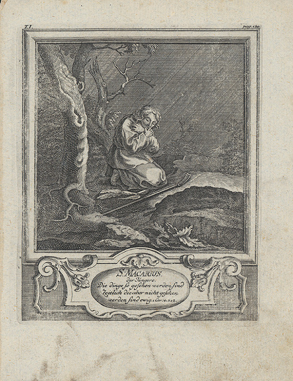 Michael Heinrich Rentz – Sv. Macarius