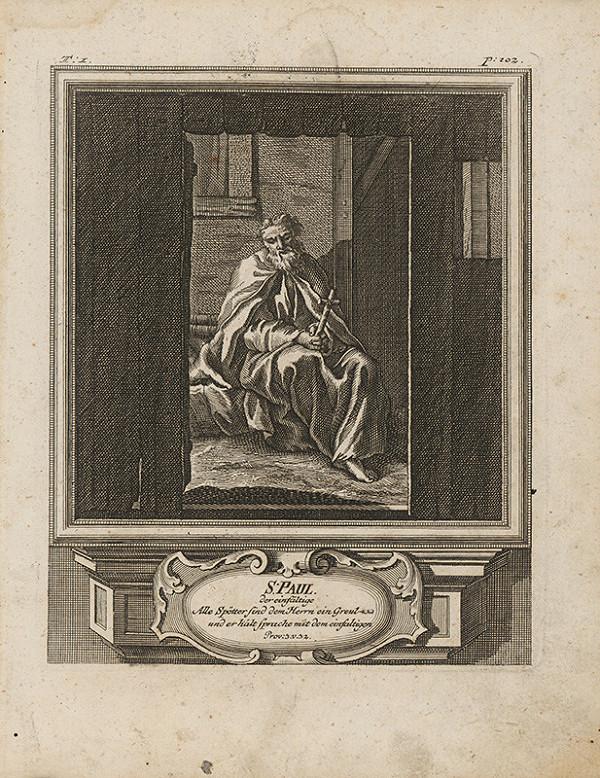Michael Heinrich Rentz – Sv. Paul