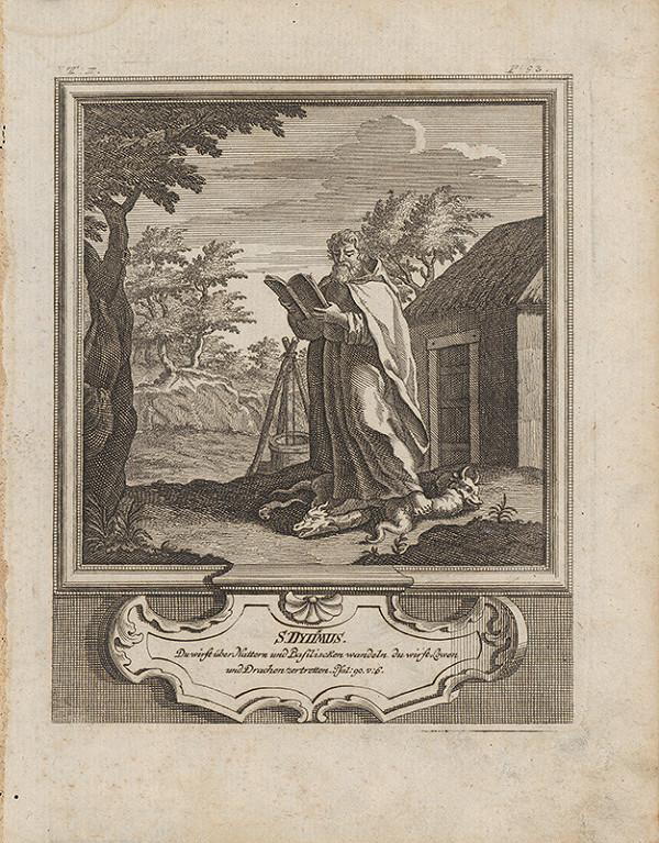 Michael Heinrich Rentz - Sv. Dydimus