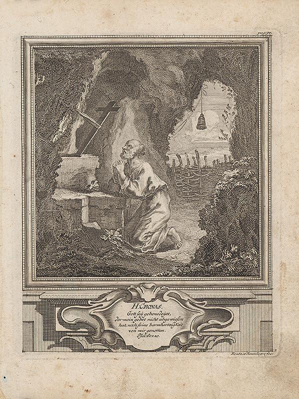 Michael Heinrich Rentz – Sv. Cronas