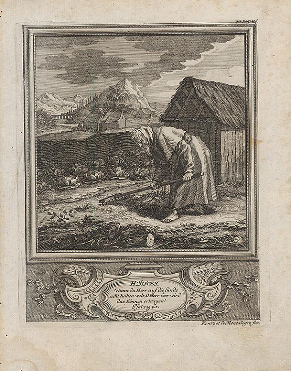 Michael Heinrich Rentz – Sv. Sisoes