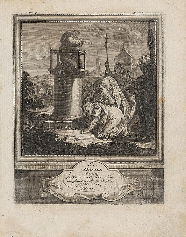 Michael Heinrich Rentz – Sv. Danil