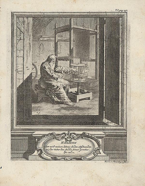 Michael Heinrich Rentz – Sv. Julianus
