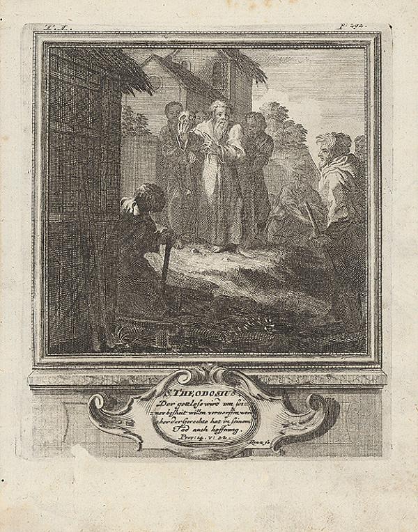 Michael Heinrich Rentz – Sv. Theodosius