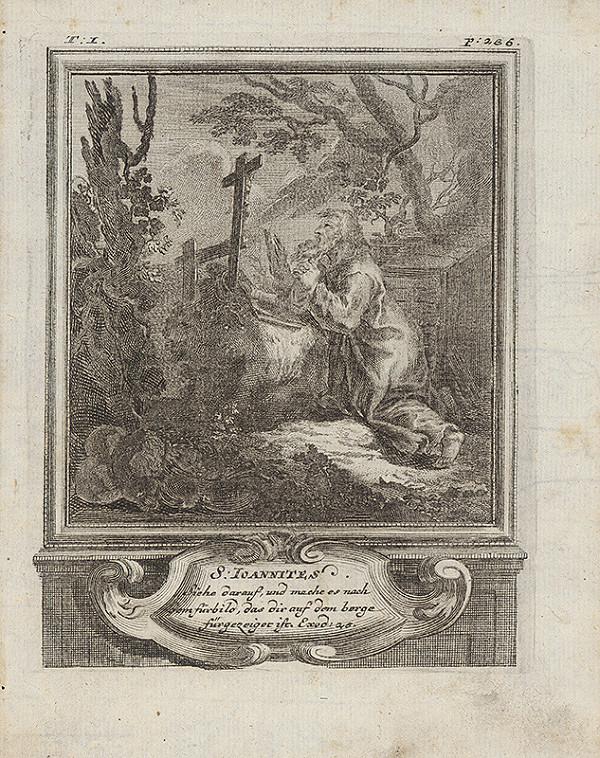 Michael Heinrich Rentz – S. Joannites