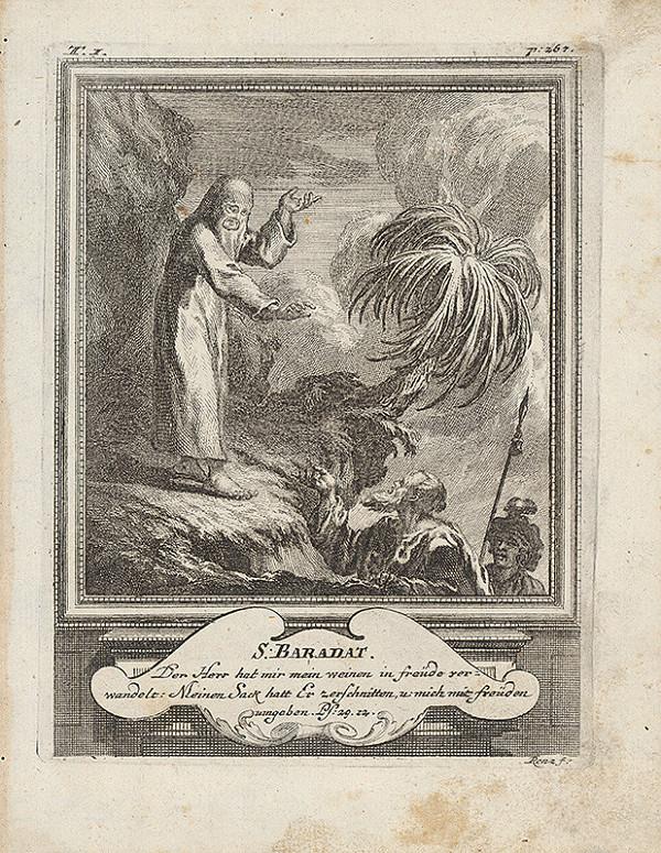 Michael Heinrich Rentz – S. Baradat