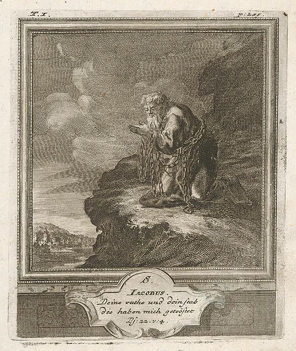 Michael Heinrich Rentz – S. Jacobus