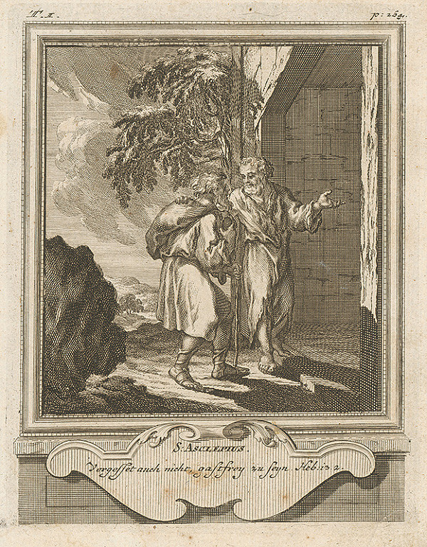 Michael Heinrich Rentz – S. Asclepius