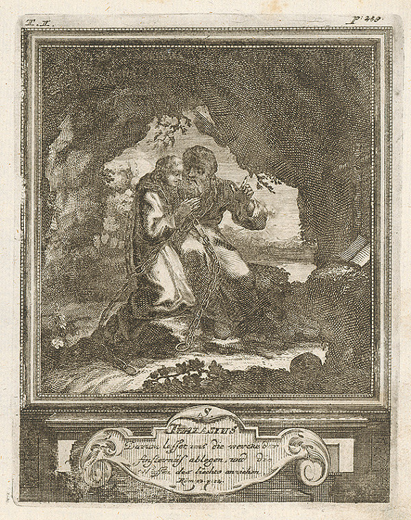 Michael Heinrich Rentz – S. Thalesius
