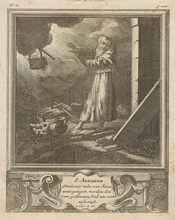 Michael Heinrich Rentz – S. Abraham