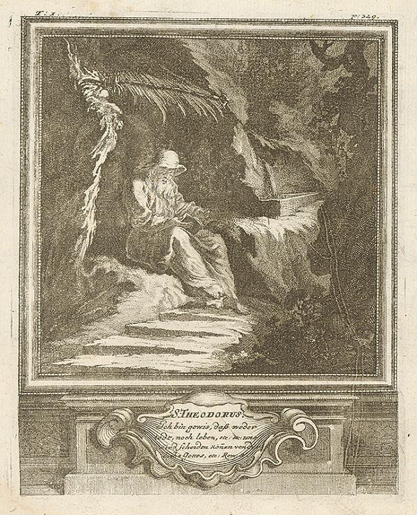 Michael Heinrich Rentz – S. Theodorus