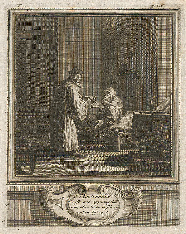Michael Heinrich Rentz – S. Dositheus