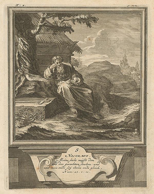 Michael Heinrich Rentz – S. Nicolaus