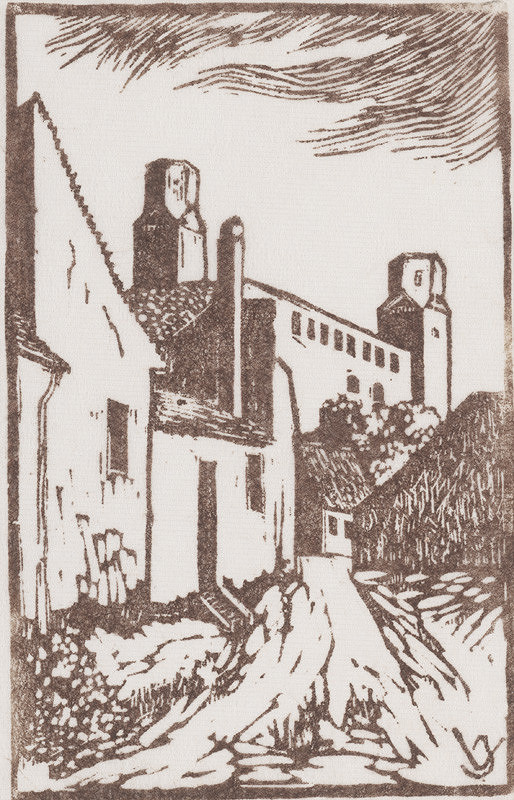 Jaroslav Votruba - Bratislavský hrad