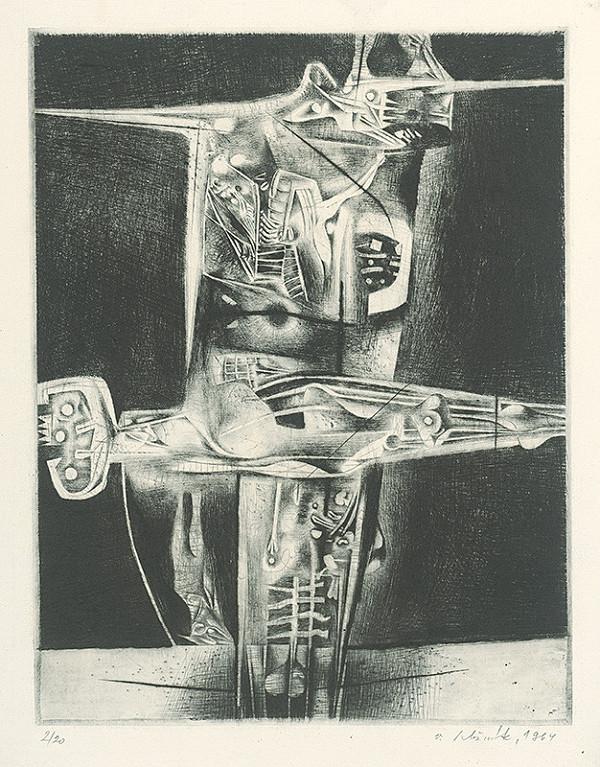 Vincent Hložník - List II. - z cyklu Pečate