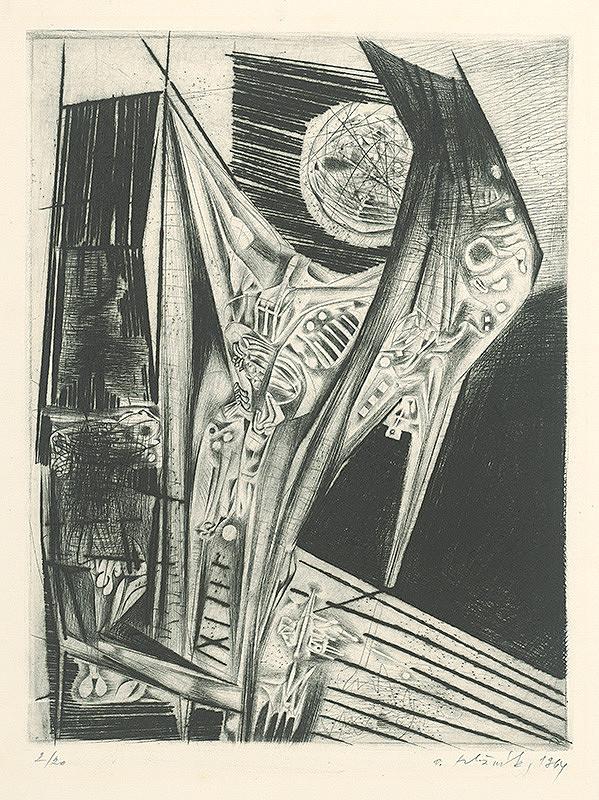 Vincent Hložník – List XIII. - z cyklu Pečate