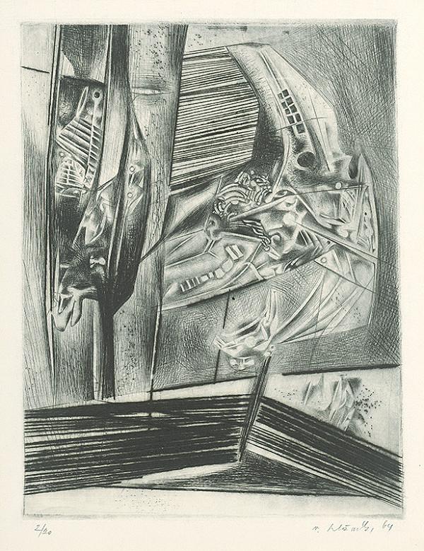 Vincent Hložník – List XV. - z cyklu Pečate