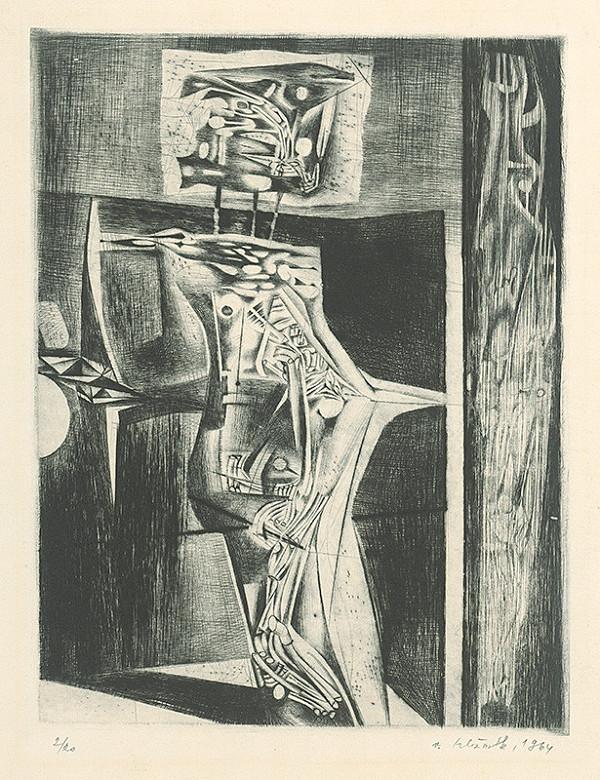 Vincent Hložník – List XVI. - z cyklu Pečate