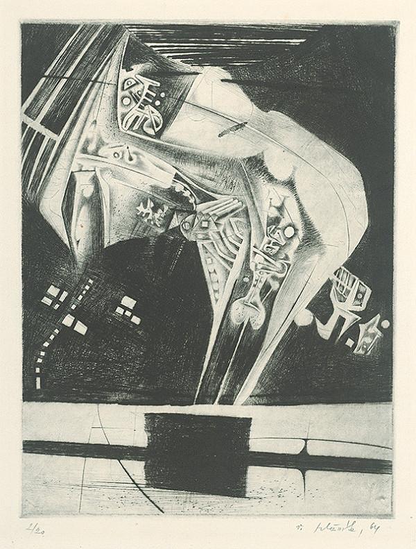 Vincent Hložník – List XIX. - z cyklu Pečate