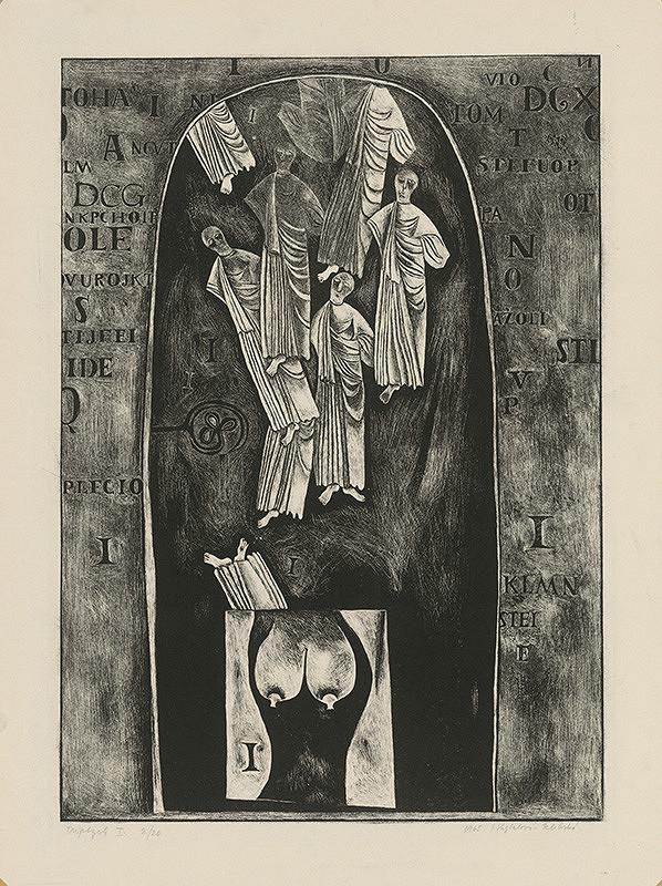 Jana Želibská - Triptych I.