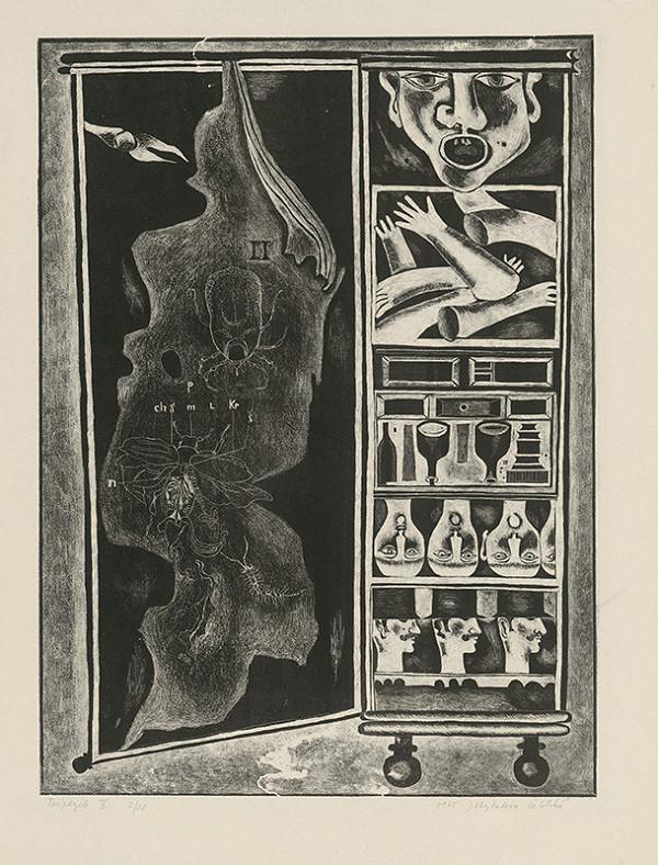 Jana Želibská – Triptych II.