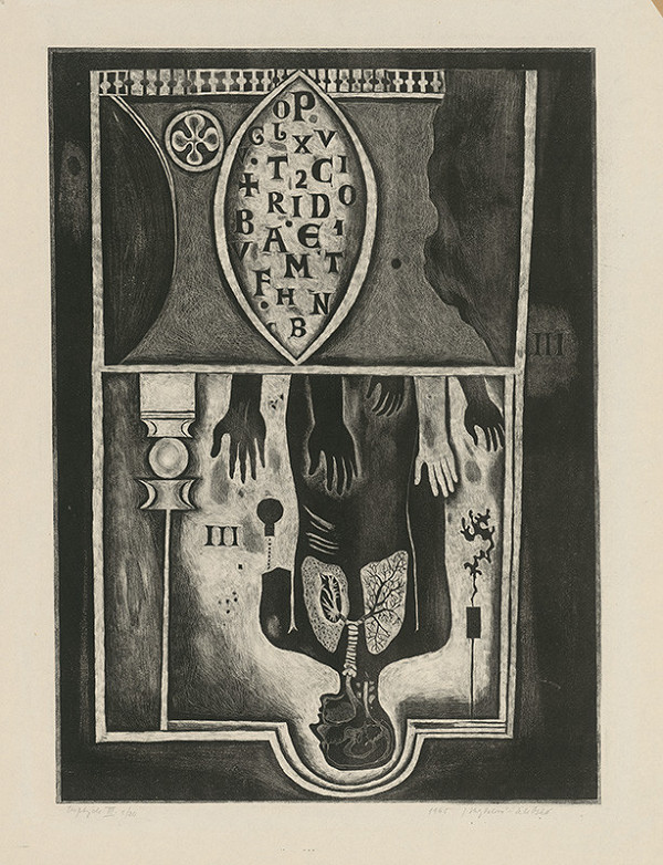 Jana Želibská - Triptych III.
