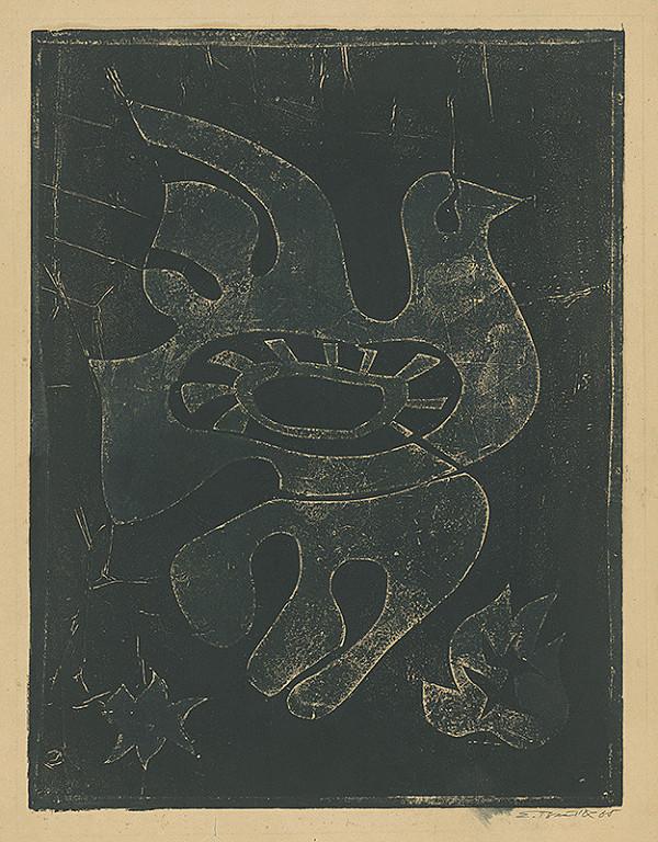 Emil Bačík - Čierny vták