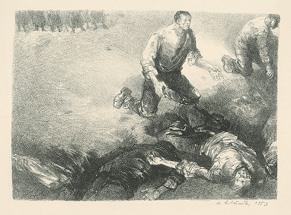 Vincent Hložník - Poprava